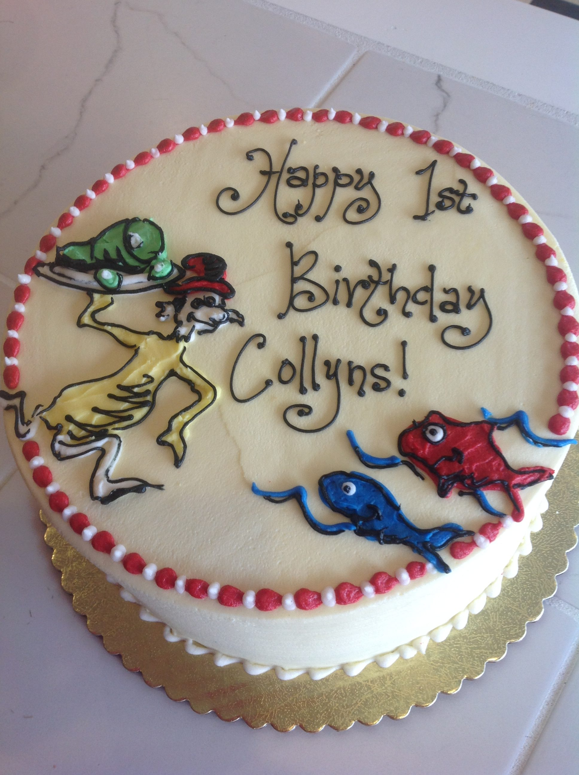 Children's Birthday Themed Cakes at Dolce and Biscotti Italian Bakery
