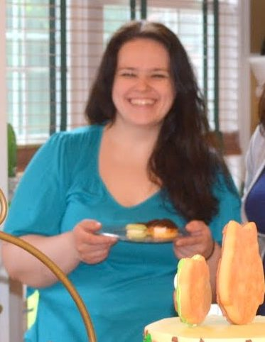 Kim Mulvaney- Executive Pastry Chef at Dolce and Biscotti Italian Bakery