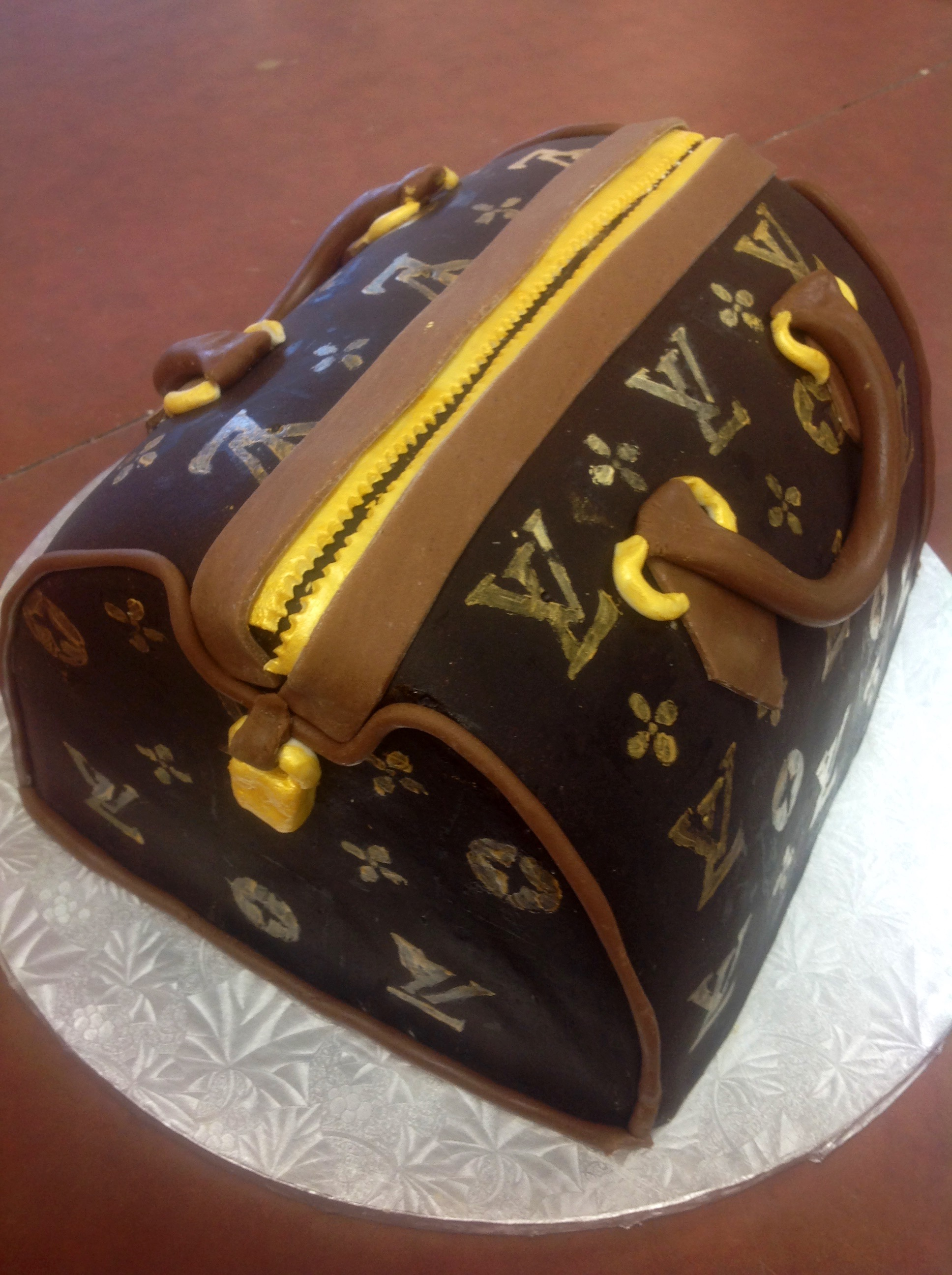 Fondant Covered and Carved Cakes at Dolce and Biscotti Italian Bakery