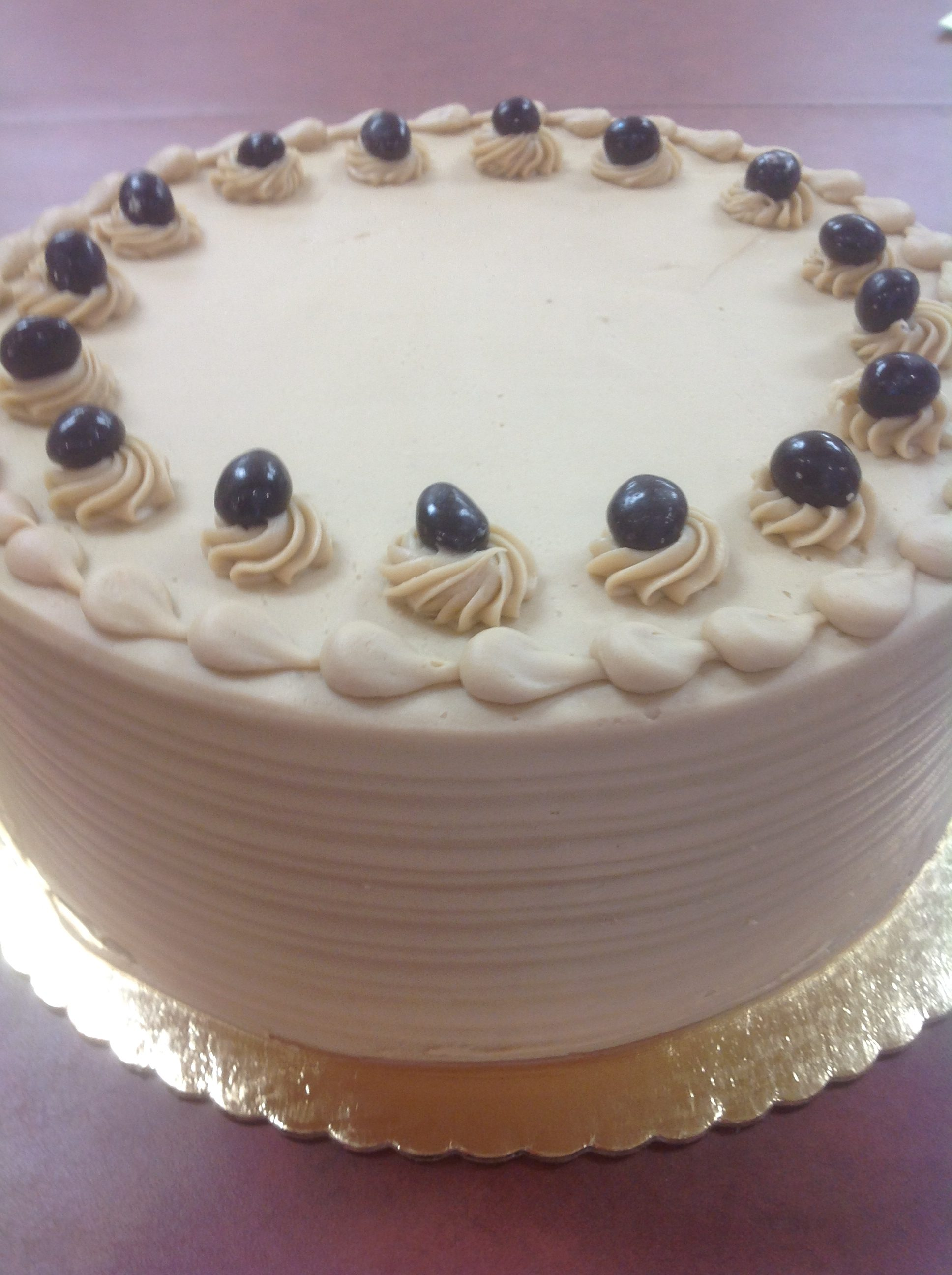 Guinness Cake dolce and biscotti