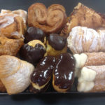 Assorted Pastry Platter at Dolce and Biscotti