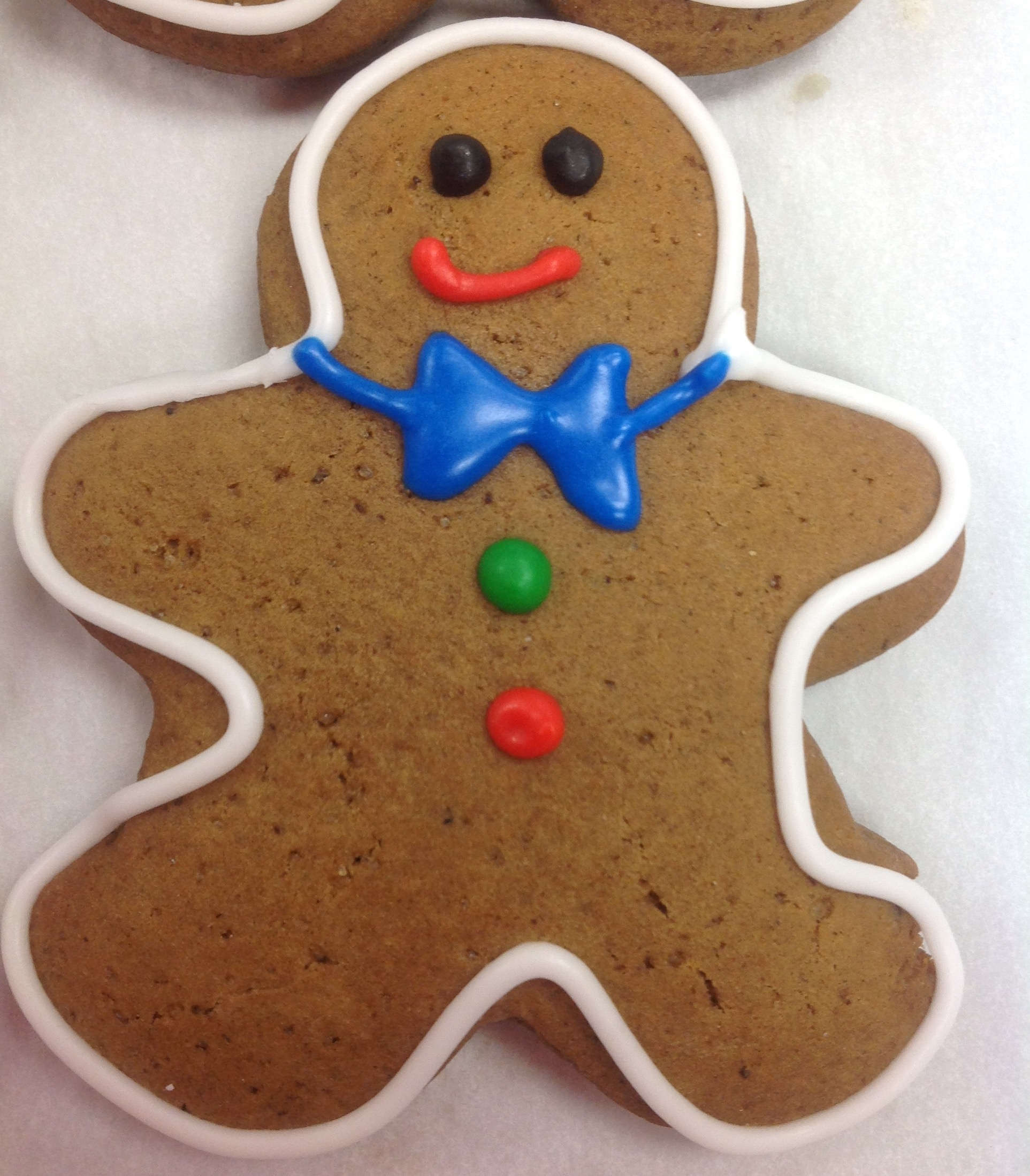 Holiday Cookies at Dolce and Biscotti Italian Bakery