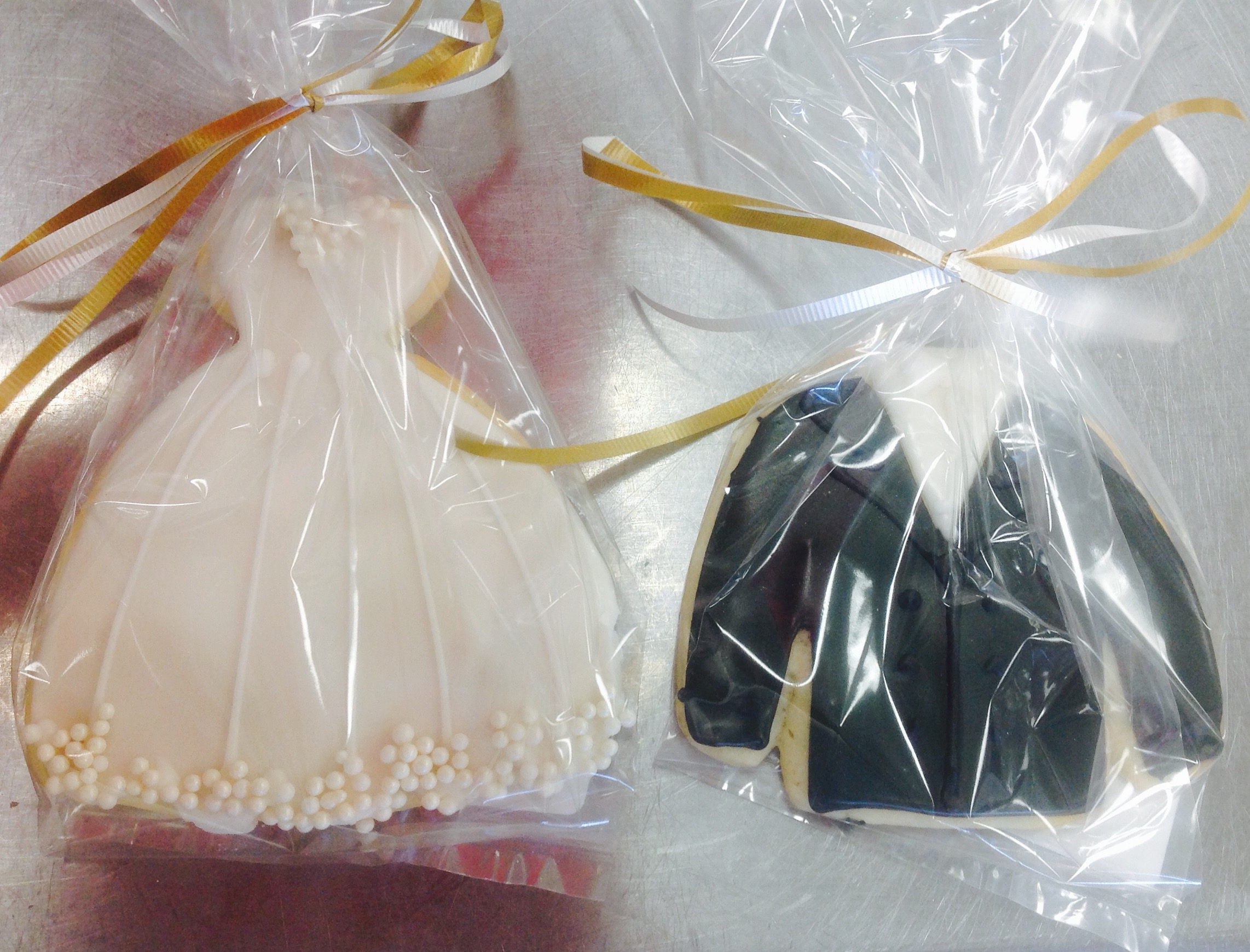 Wedding Cookie Favors at Dolce and Biscotti Italian Bakery
