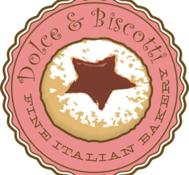 DolceBiscotti logo Dolce and Biscotti Italian Bakery